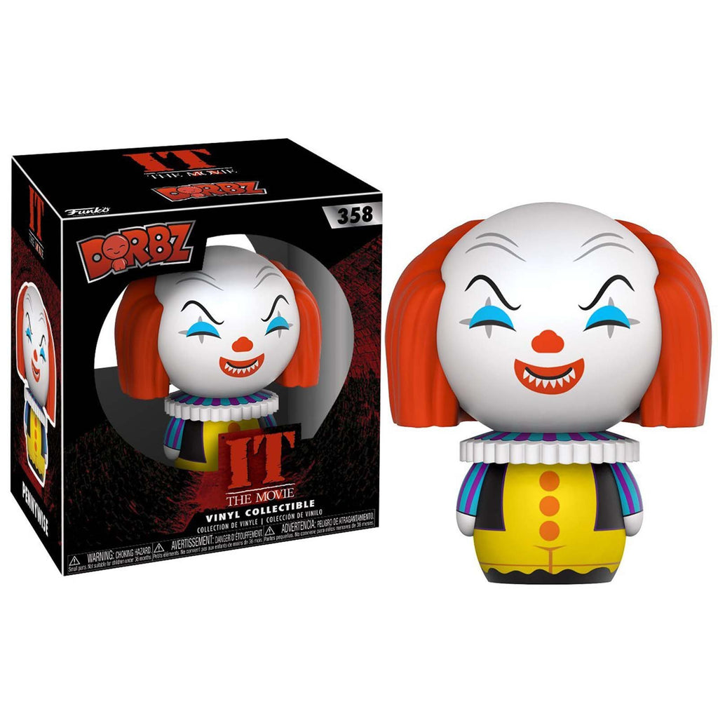 Funko It Dorbz Pennywise Vinyl Figure