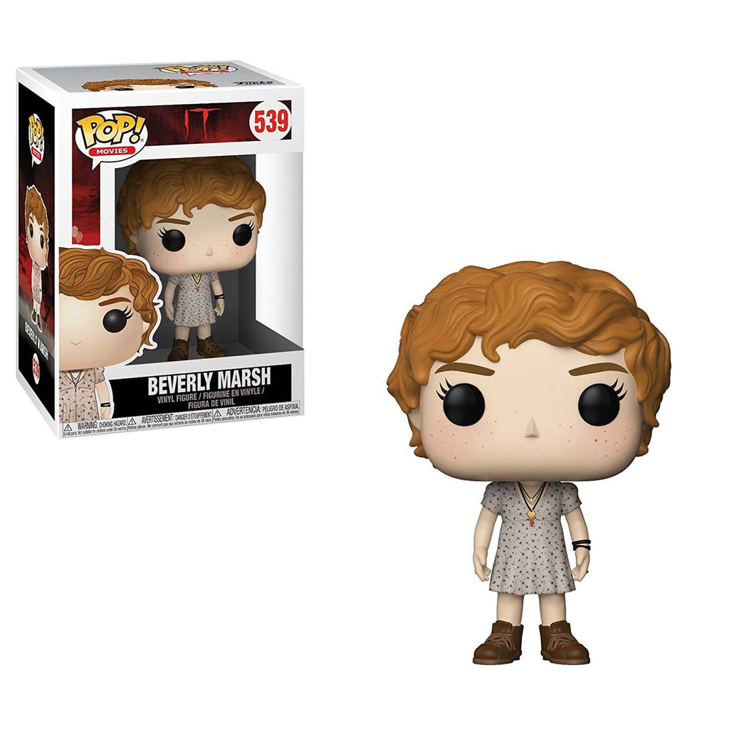 Funko It POP Beverly Marsh With Key Necklace Vinyl Figure