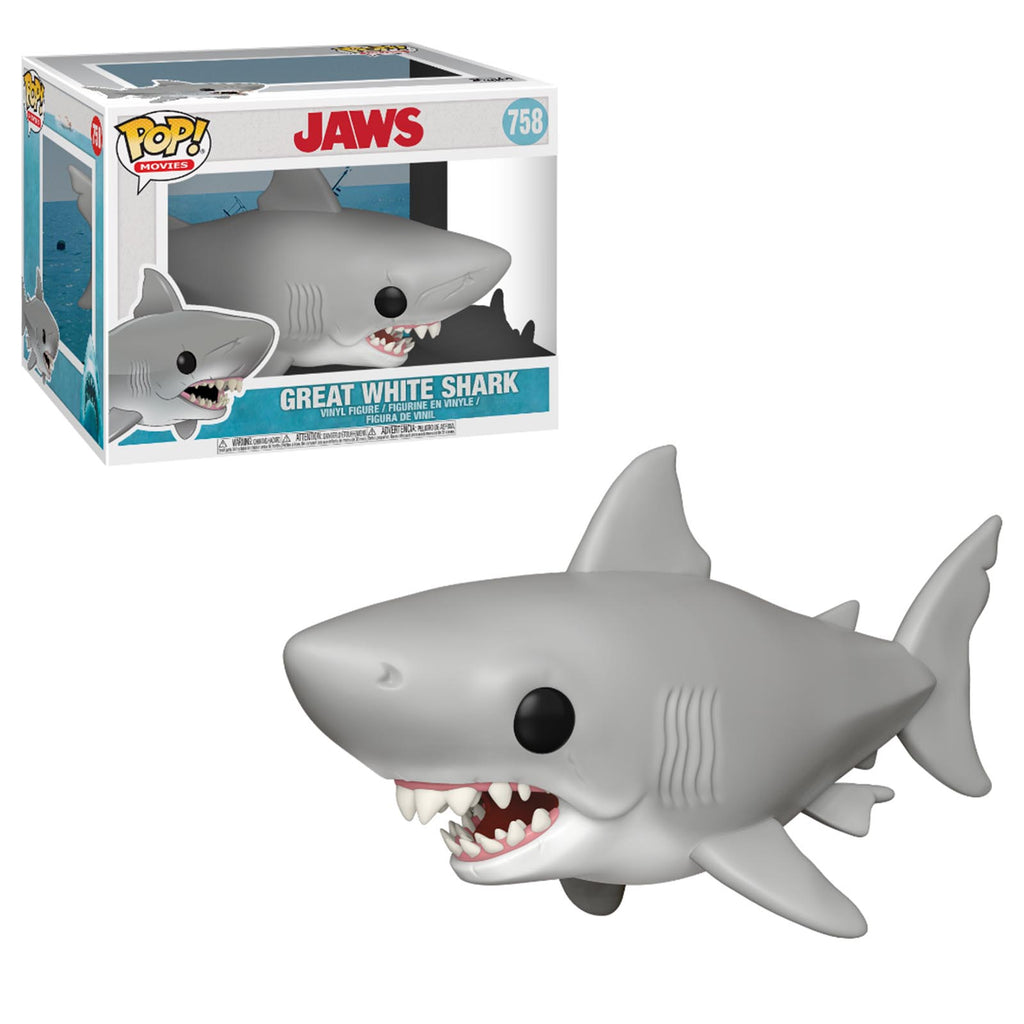 Funko Jaws POP Great White Shark Vinyl Figure Set