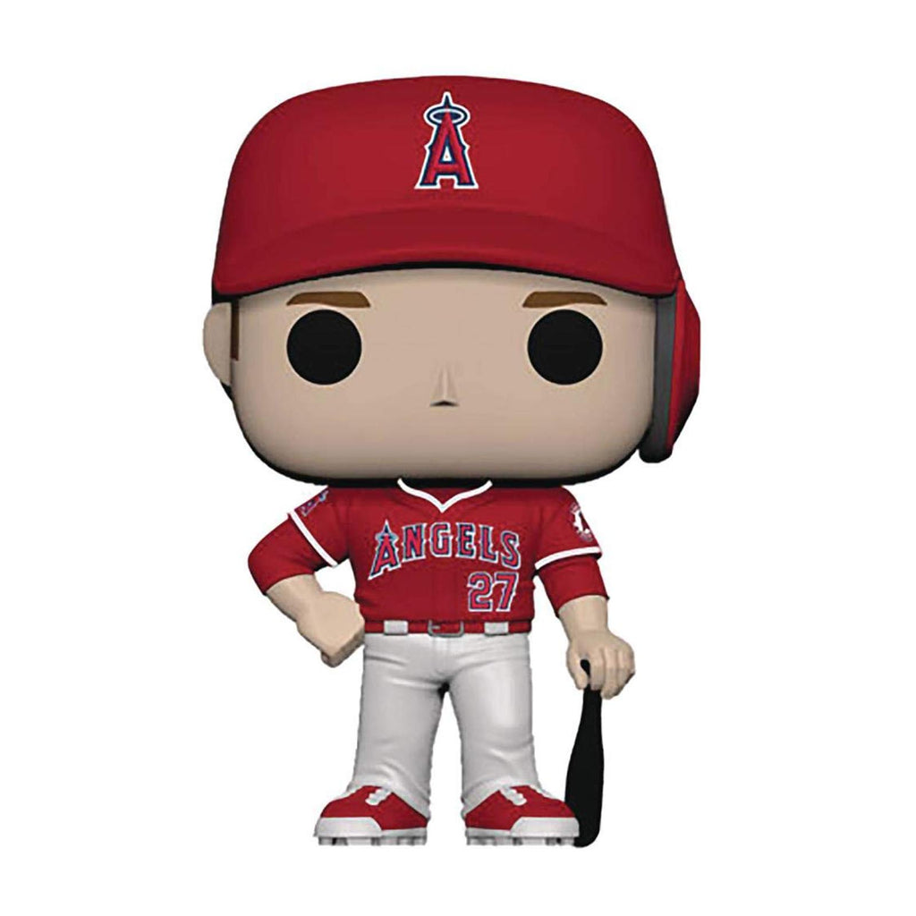Funko MLB Angles POP Mike Trout New Jersey Vinyl Figure