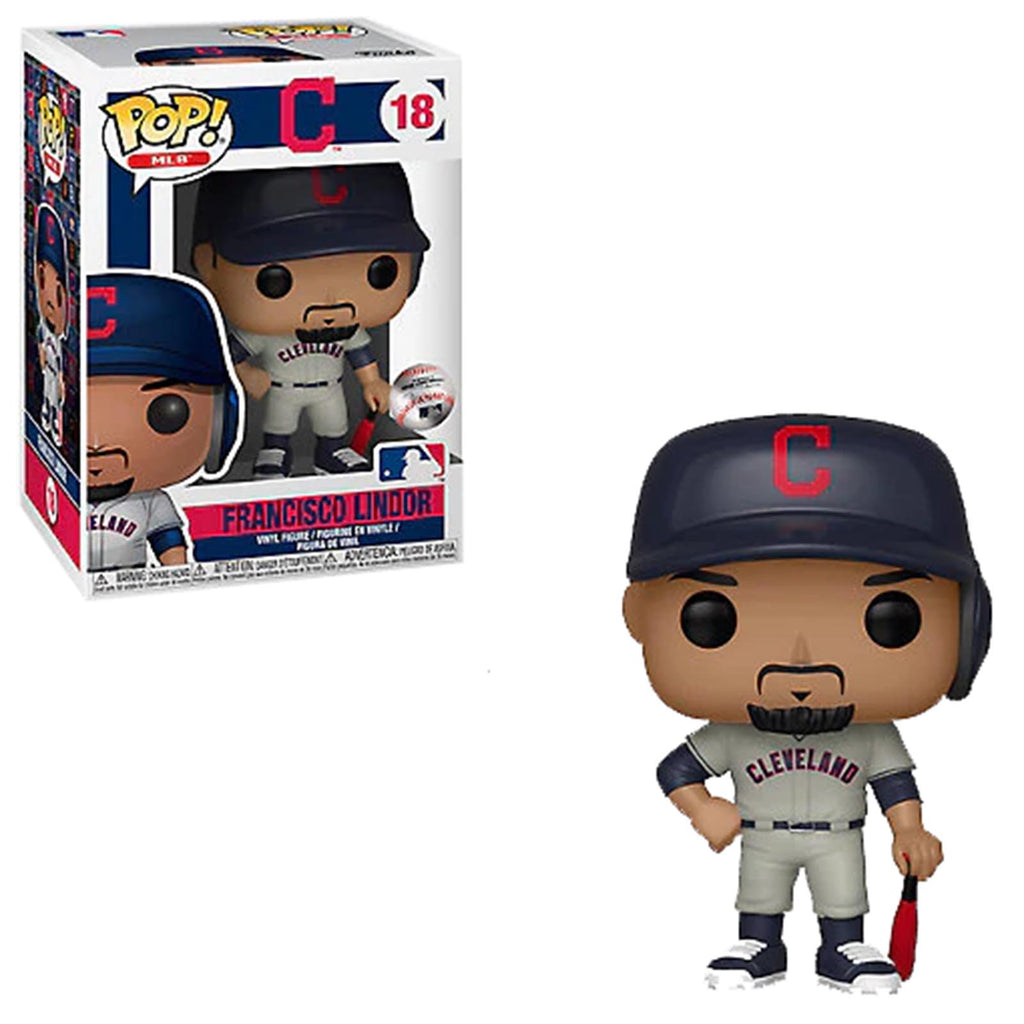 Funko MLB Indians POP Francisco Lindor Vinyl Figure