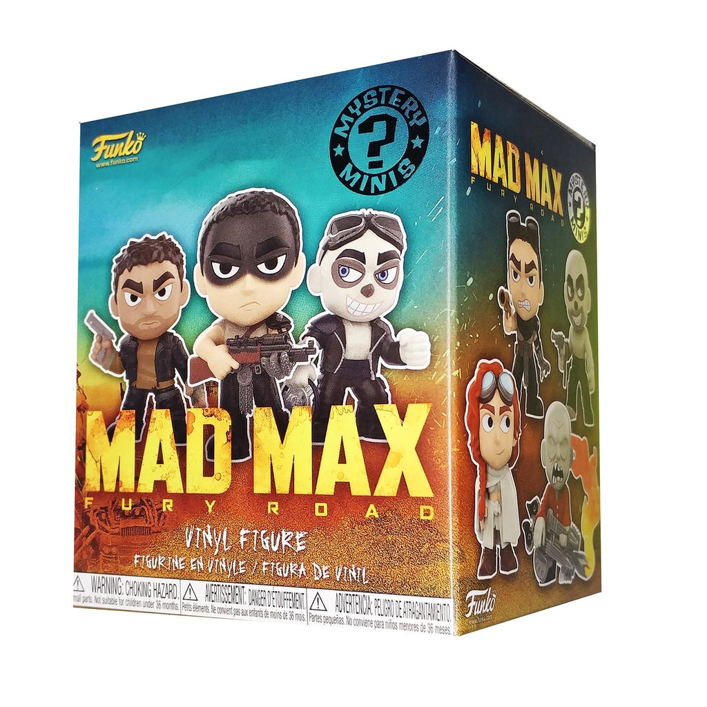 Funko Mad Max Fury Road Mystery Minis Blind Box Mini Figure