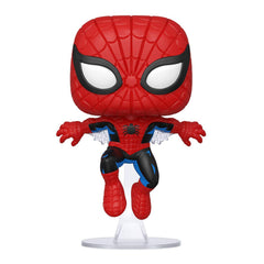 Funko Marvel 80 Years POP Spider-Man Vinyl Figure