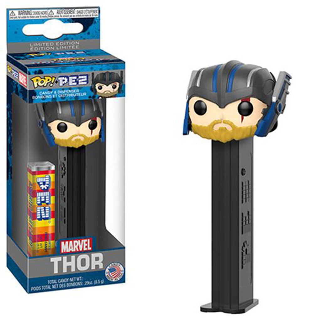 Funko Marvel POP PEZ Thor Ragnarok Dispenser