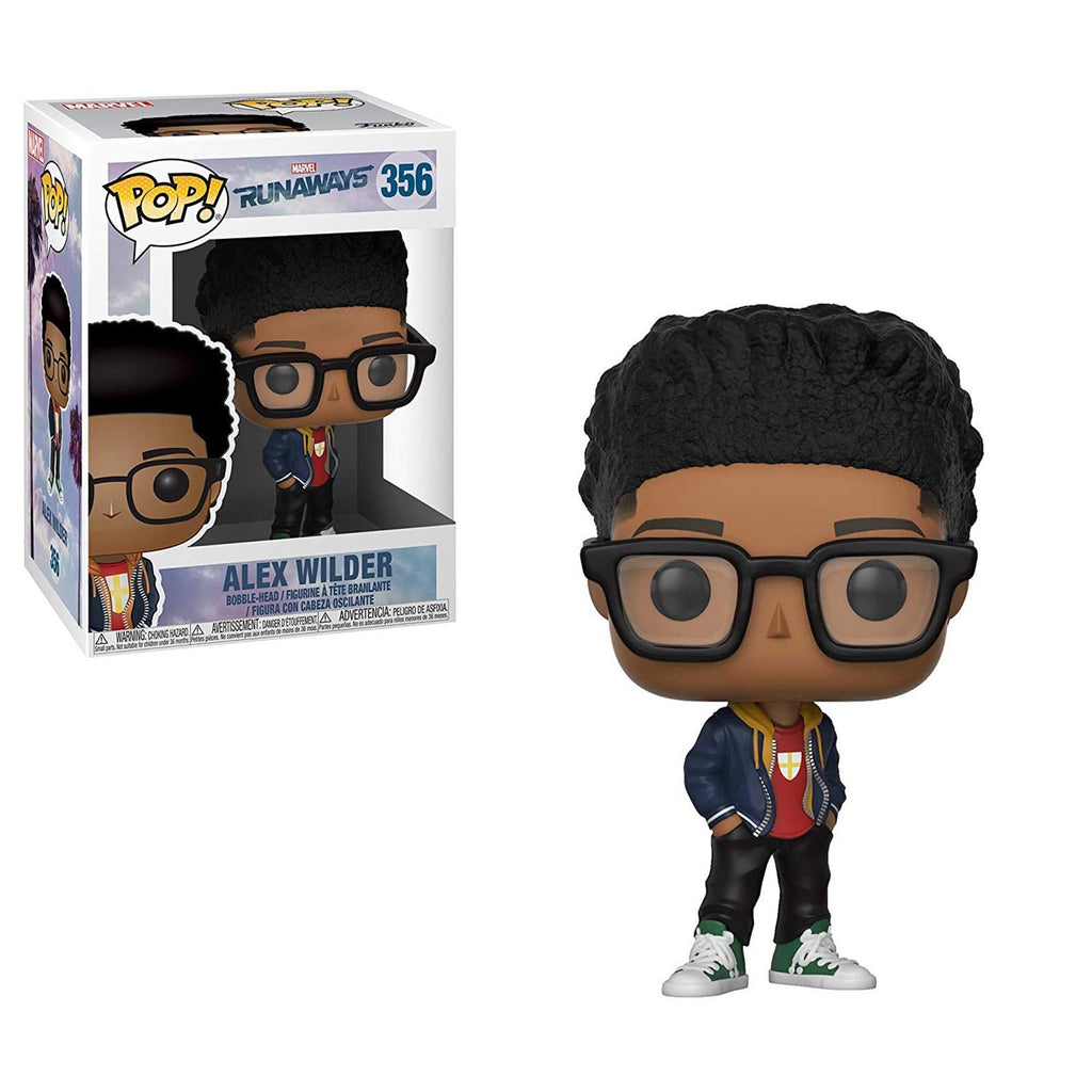 Funko POP Vinyl - Funko Marvel Runaways POP Alex Wilder Vinyl Figure