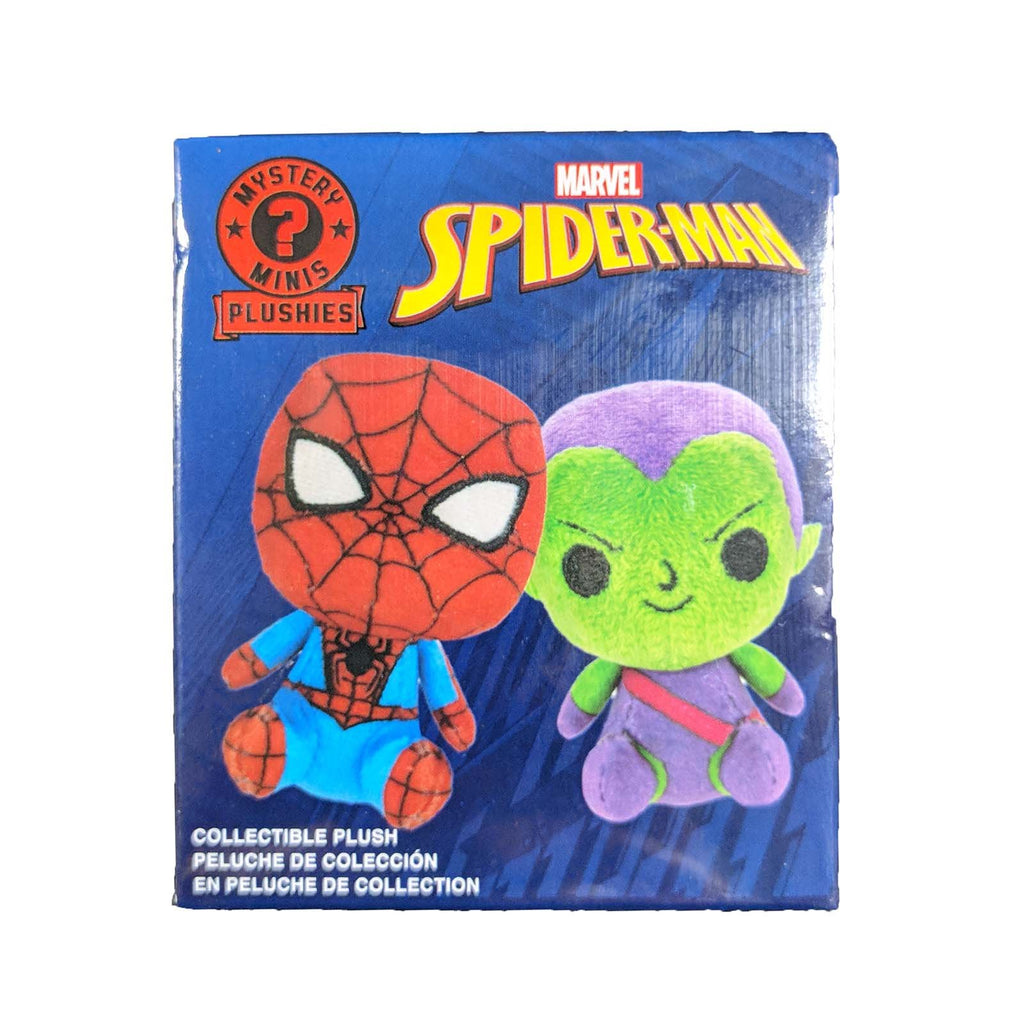Funko Marvel Spider-Man Mystery Minis Plushies Plush Figure