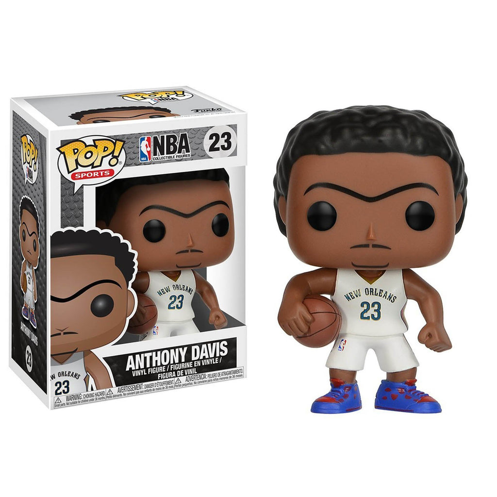 Funko POP Vinyl - Funko NBA POP Anthony Davis Vinyl Figure
