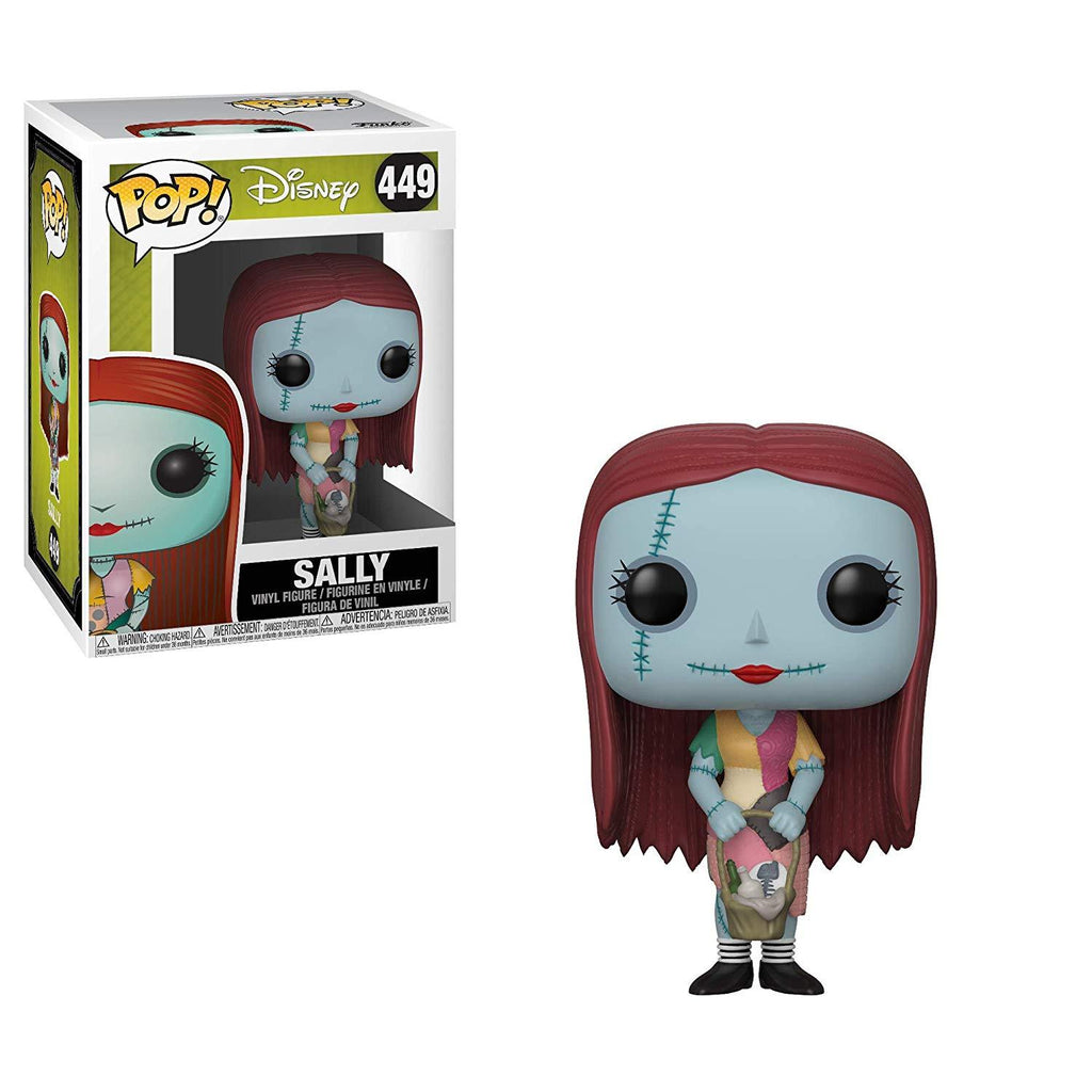 Funko POP Vinyl - Funko Nightmare Before Christmas POP Sally With Basket Vinyl Figure