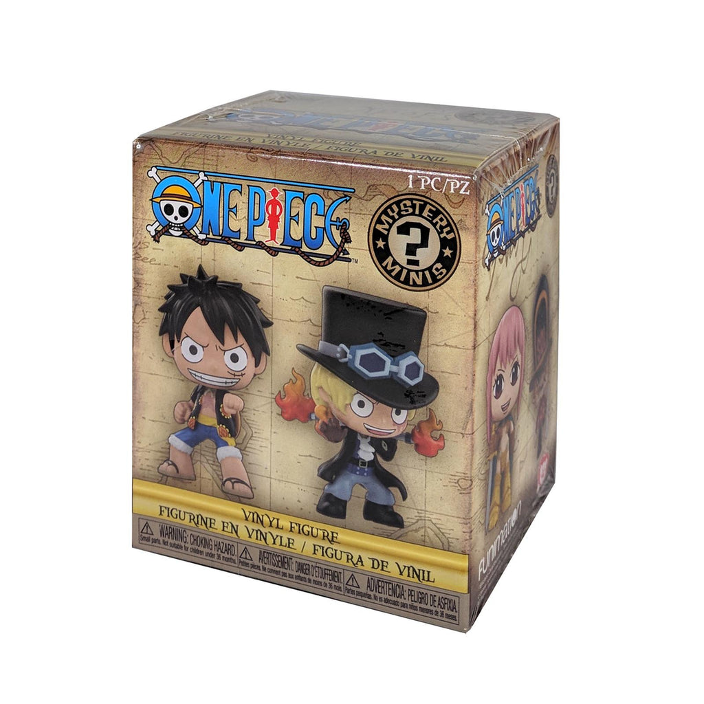 Funko One Piece Mystery Minis Blind Box Mini Figure