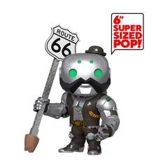 Funko Overwatch POP B.O.B. Vinyl Figure
