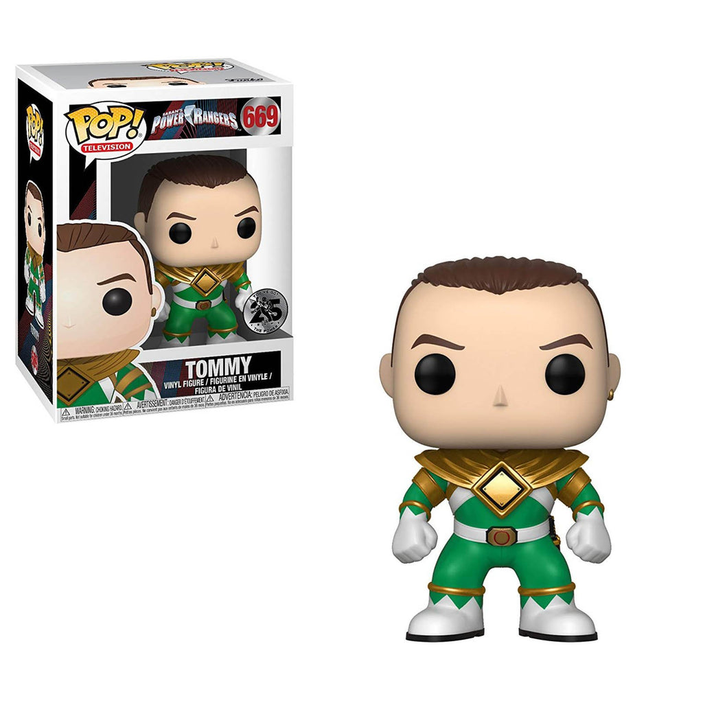 Funko Power Rangers TV POP Tommy Vinyl Figure