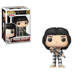 Funko Queen POP Freddie Mercury Vinyl Figure