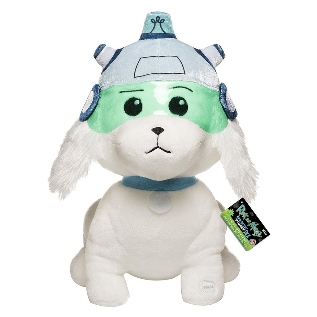 Funko Rick And Morty Galactic Plushies XL Snowball Plush Figure