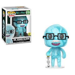 Funko Rick And Morty POP Dr. Xenon Bloom Vinyl Figure