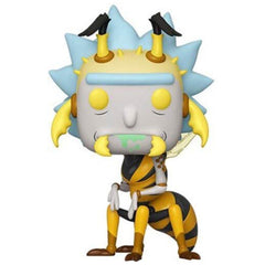 Funko Rick And Morty POP Wasp Rick Vinyl Figure