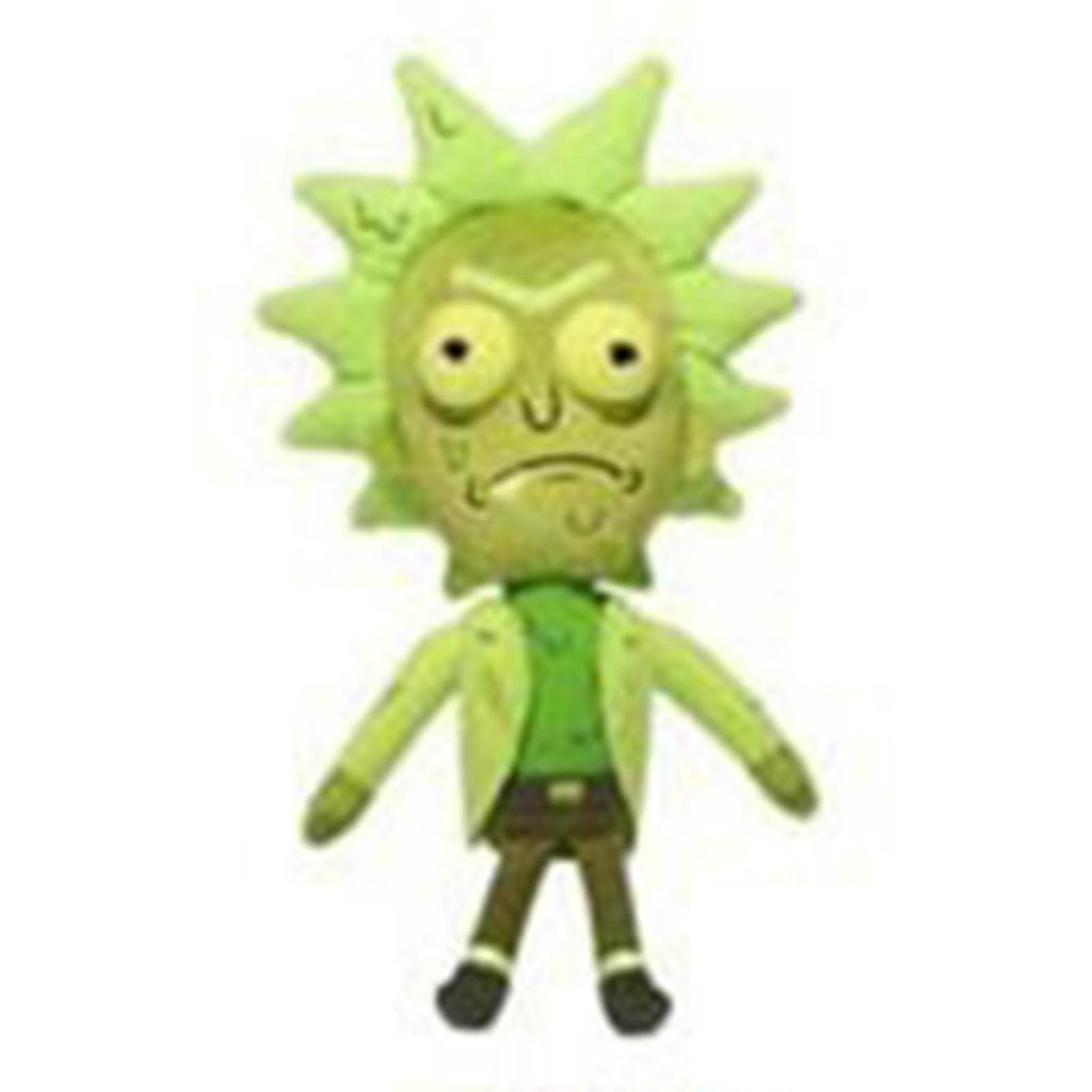Funko Rick And Morty Super Cute Plushies Swamp Rick Plush Figure