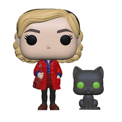 Funko Sabrina POP Sabrina Spellman And Salem Vinyl Figure
