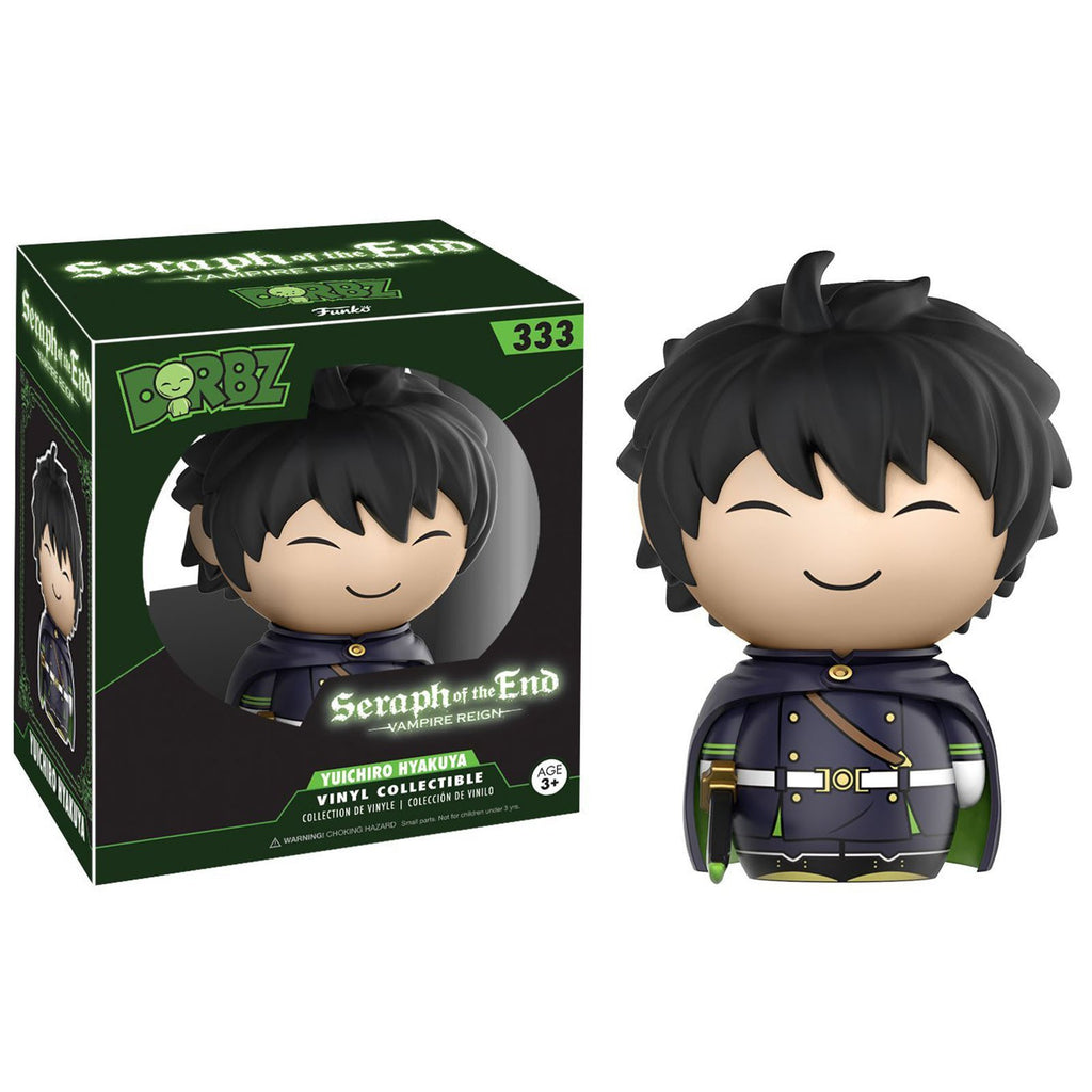 Funko Seraph of the End Dorbz Yuichiro Vinyl Figure