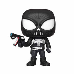 Funko Spider-Man Maximum Venom POP Venomized Punisher Vinyl Figure