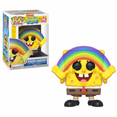 Funko Spongebob Squarepants POP Spongebob Rainbow Vinyl Figure