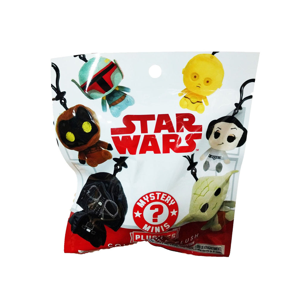 Funko Star Wars Classics Mystery Minis Blind Bag Plush Figure