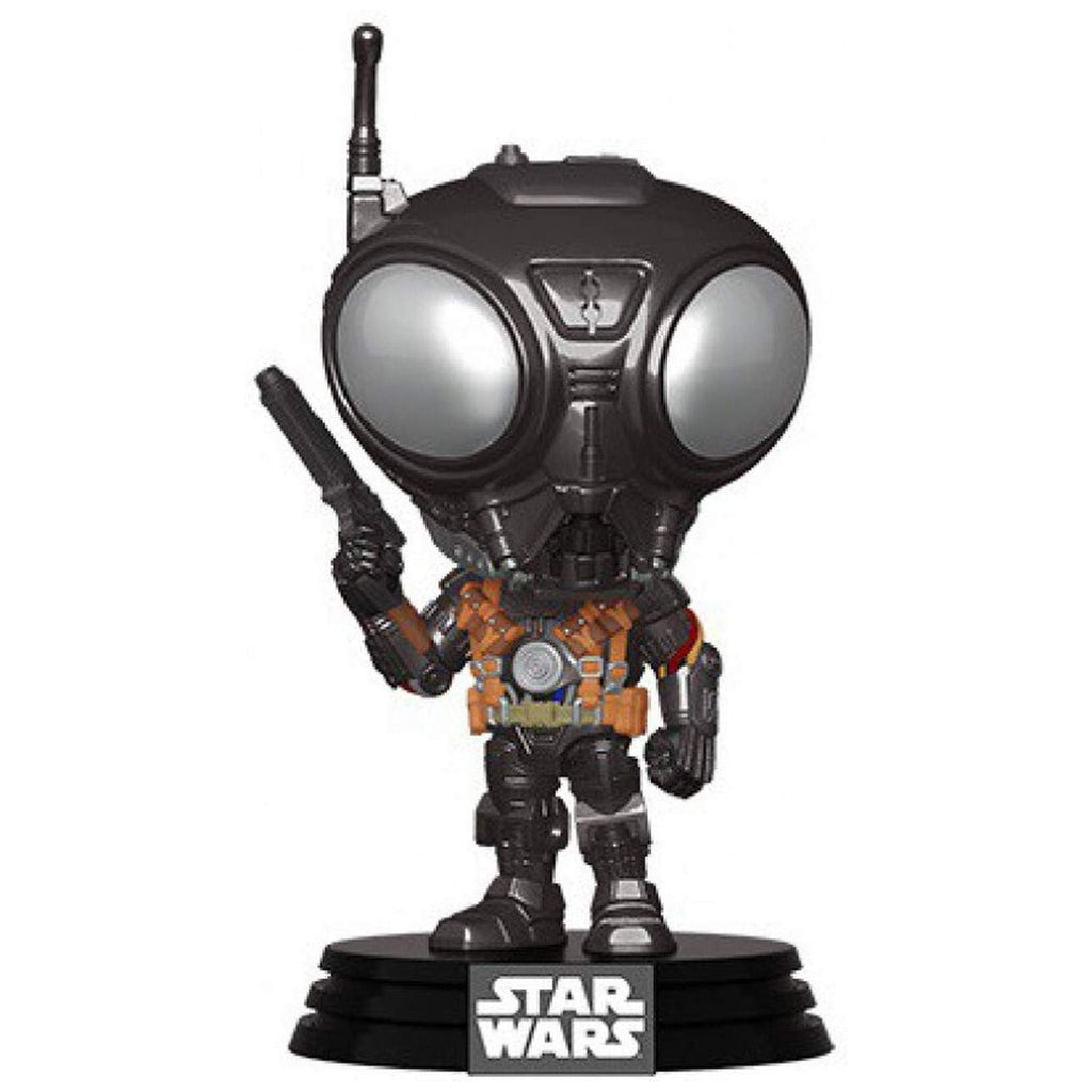 Funko Star Wars Mandalorian POP Q9-0 Vinyl Figure