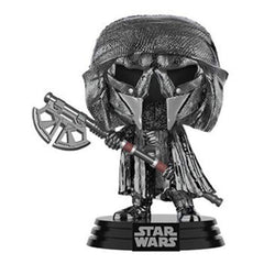 Funko Star Wars POP Knight Of Ren Long Axe Vinyl Figure