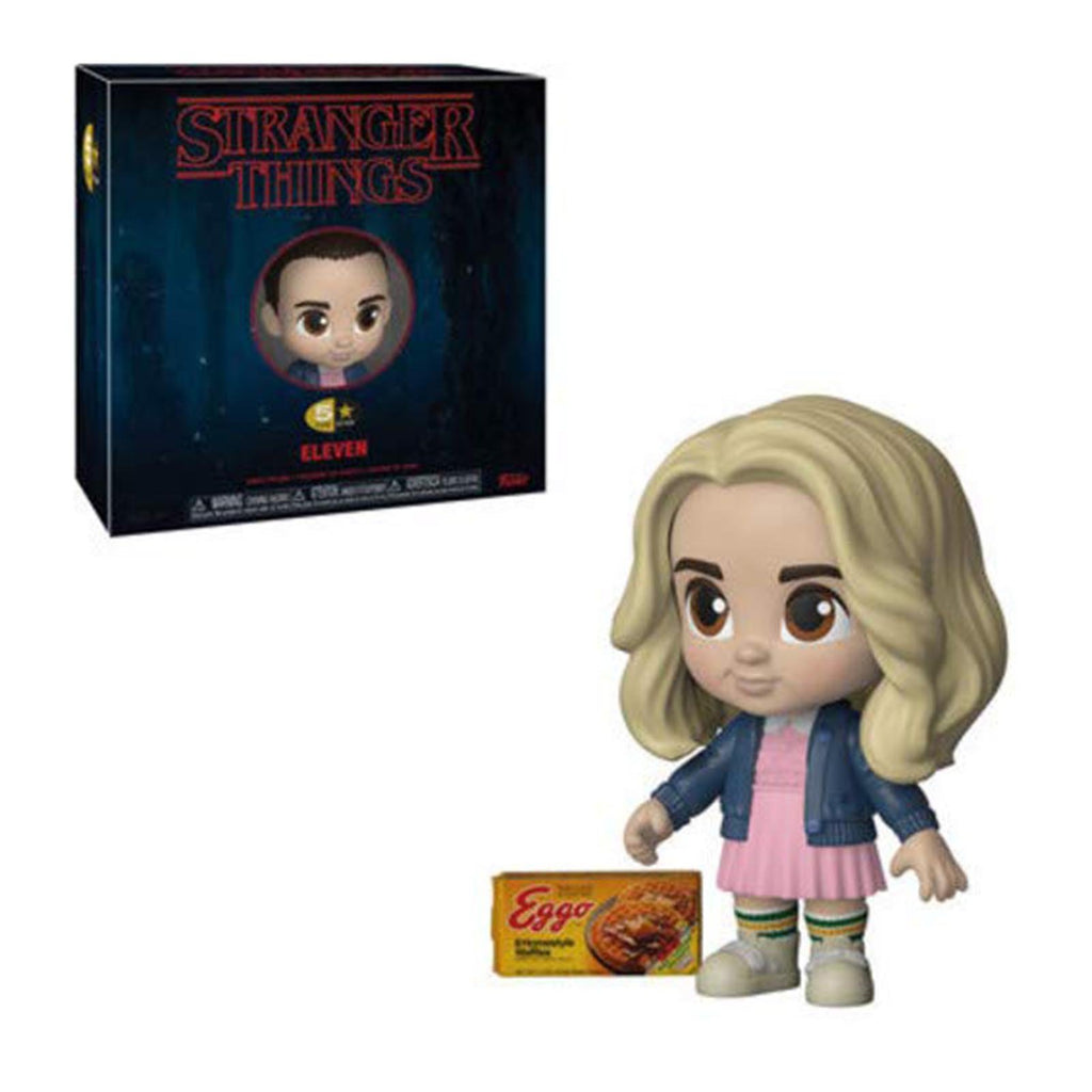 Funko Stranger Things 5 Star Eleven With Eggos Action Figure