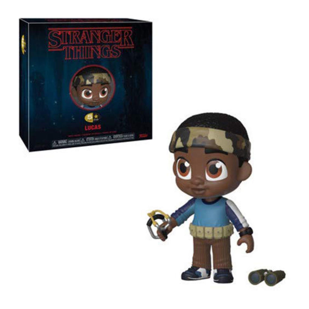 Funko Action Figures - Funko Stranger Things 5 Star Lucas Action Figure