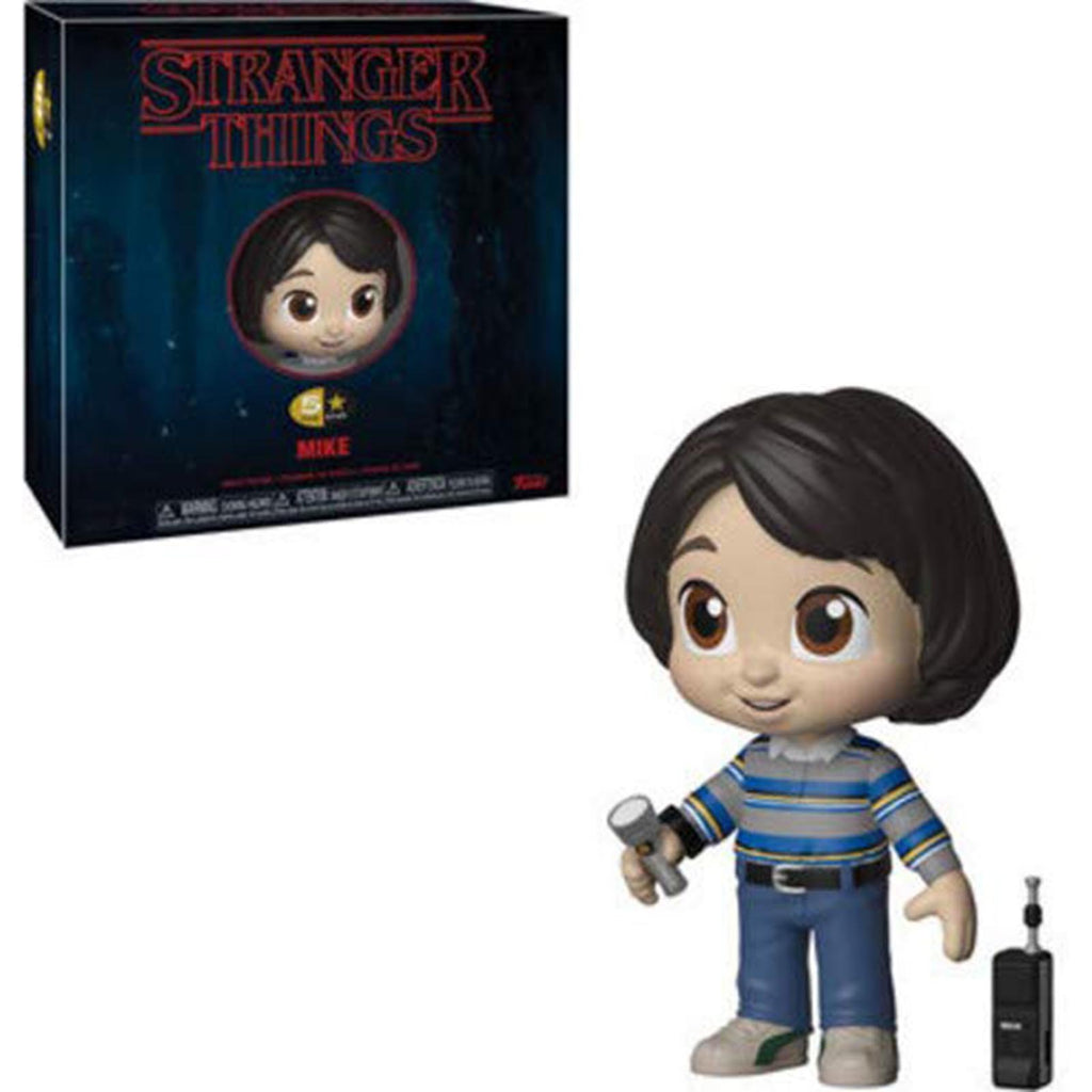 Funko Stranger Things 5 Star Mike Vinyl Figure