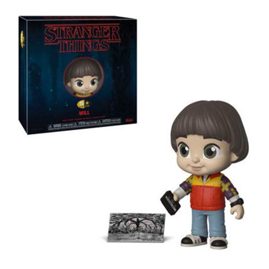 Funko Stranger Things 5 Star Will Action Figure