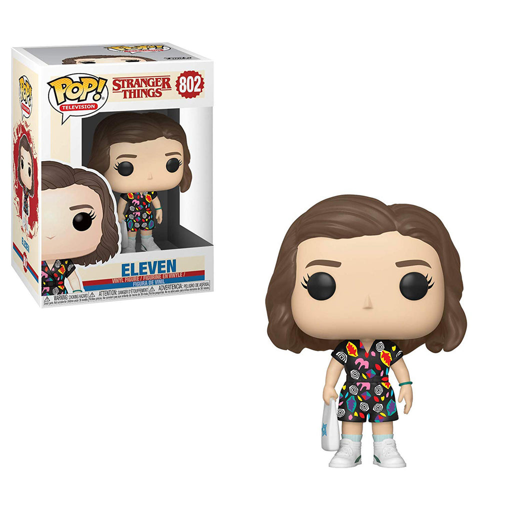 Funko Stranger Things POP Eleven Mall Outfit Vinyl Figure
