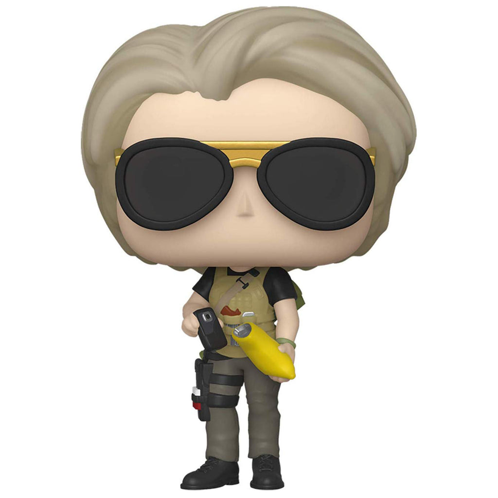 Funko Terminator Dark Fate POP Sarah Connor Vinyl Figure CHASE