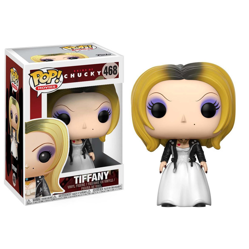 Funko POP Vinyl - Funko The Bride Of Chucky POP Tiffany Vinyl Figure