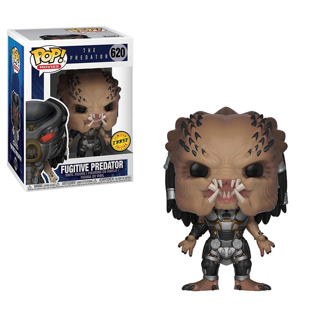 Funko The Predator POP Fugitive Predator Vinyl Figure CHASE VERSION