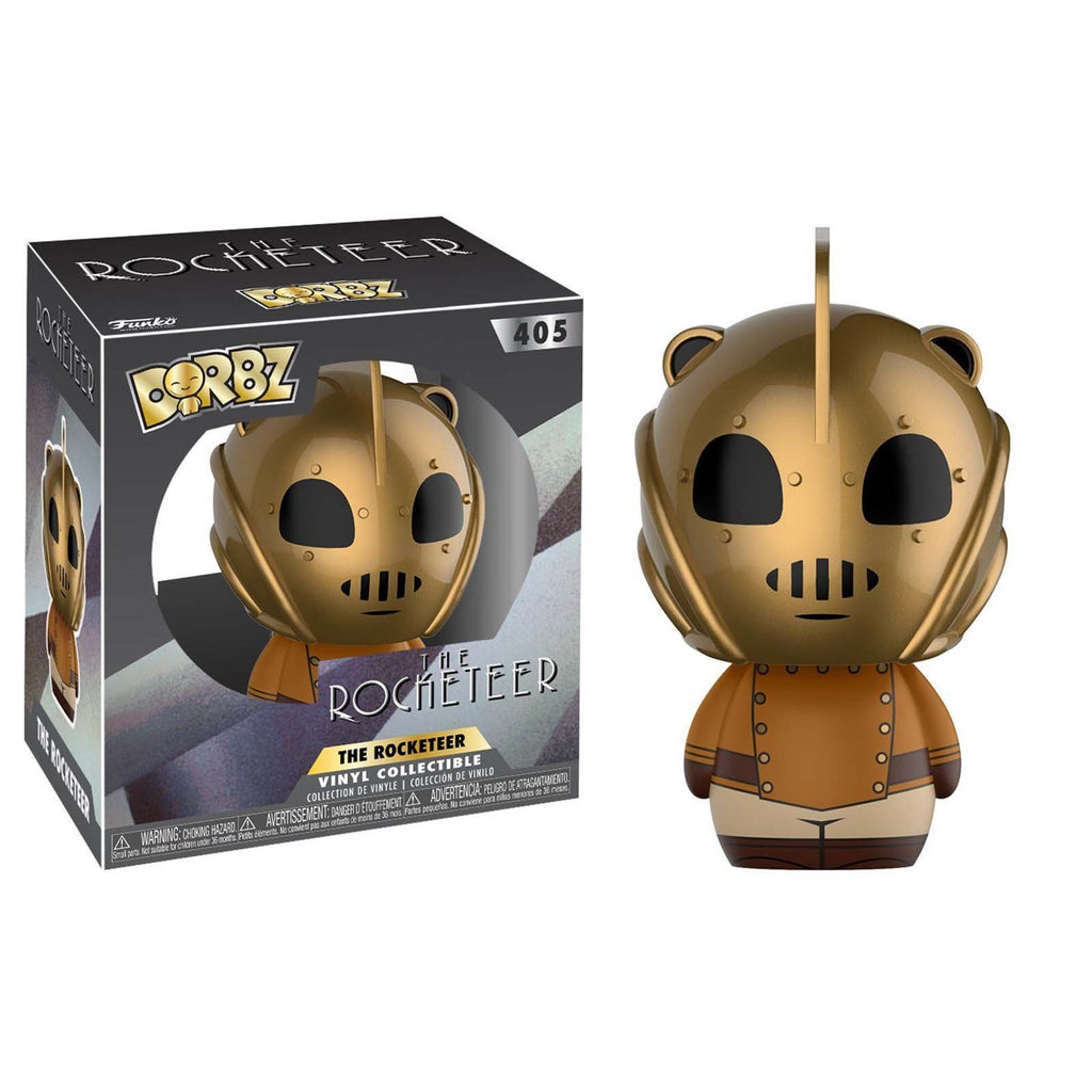Funko The Rocketeer Dorbz Rocketeer Vinyl Figure