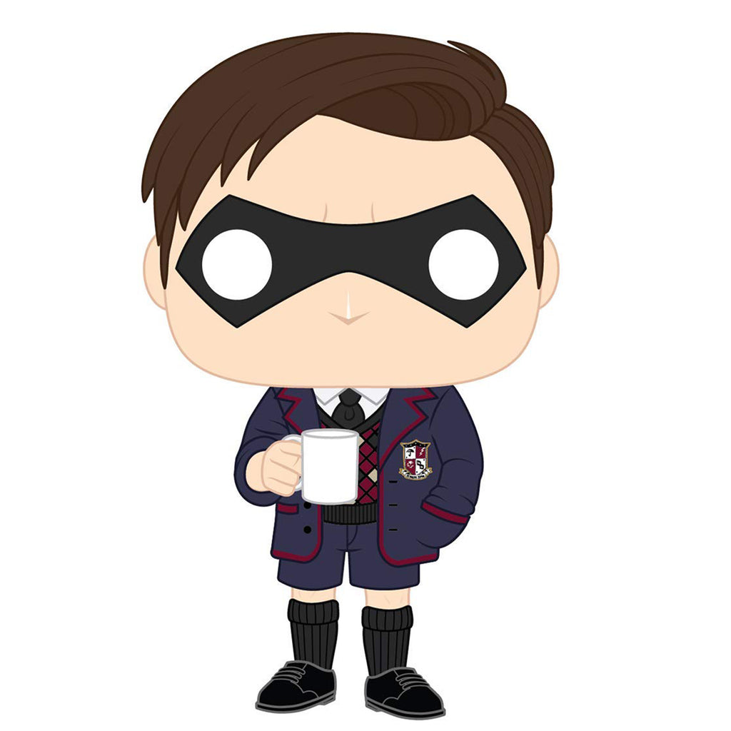 Funko The Umbrella Academy POP Number Five Vinyl Figure CHASE VERSION