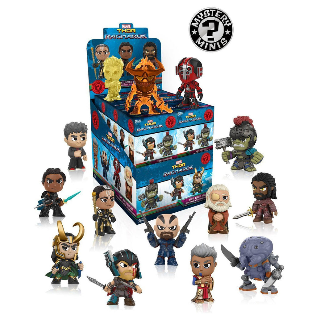 Funko Thor Ragnarok Series 1 Mystery Minis Blind Box Mini Figure