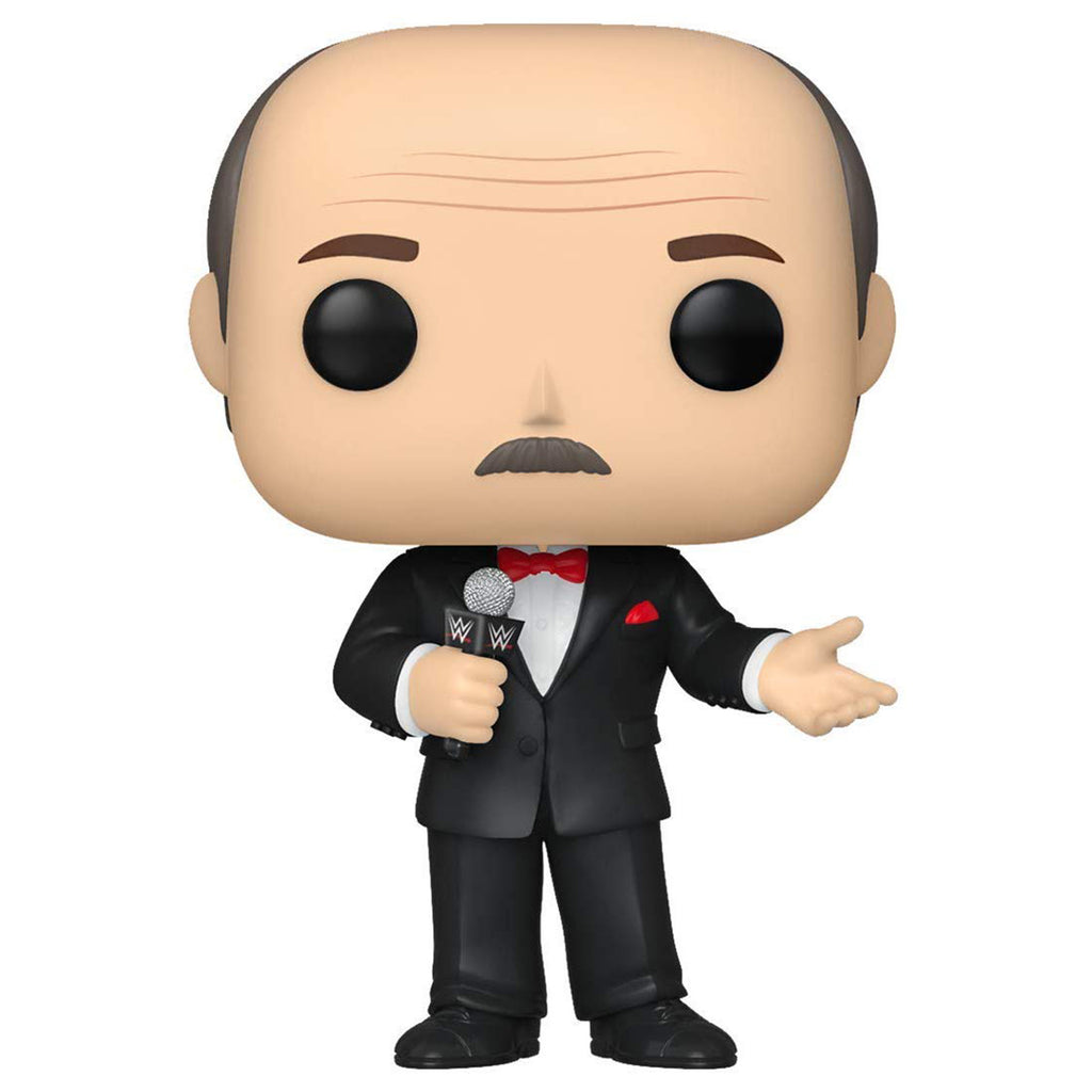 Funko WWE POP Mean Gene Okerlund Vinyl Figure