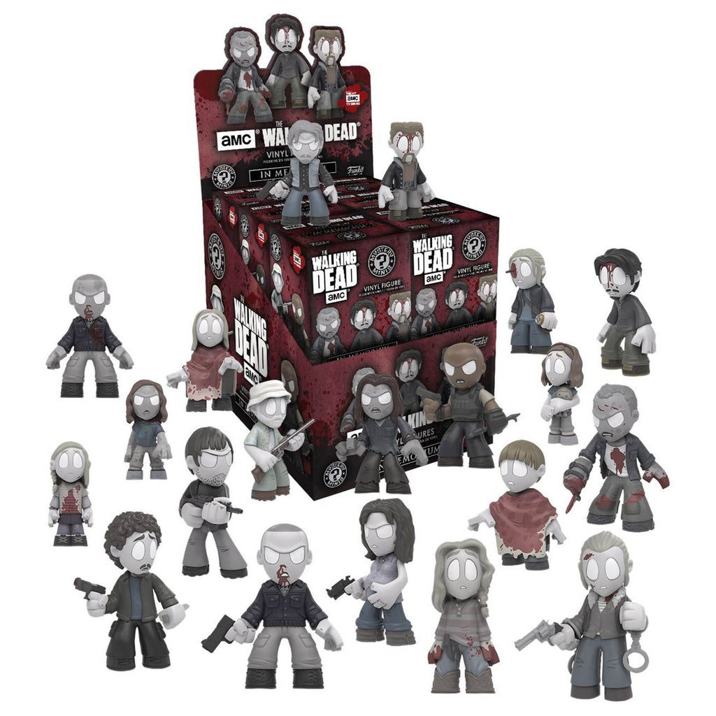 Funko Walking Dead In Memoriam Mystery Mini Vinyl Figure