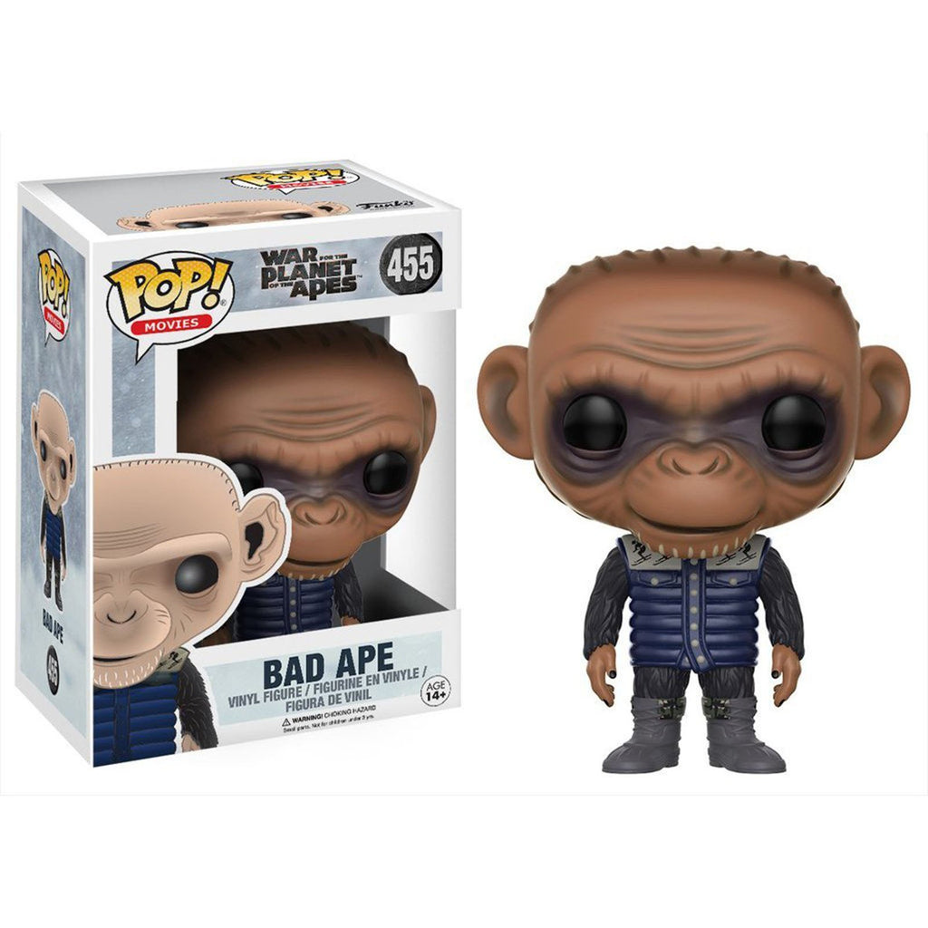 Funko POP Vinyl - Funko War For The Planet Of The Apes POP Bad Ape Vinyl Figure