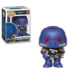 Funko Warhammer 40,000 POP Ultramarines Intercessor Vinyl Figure