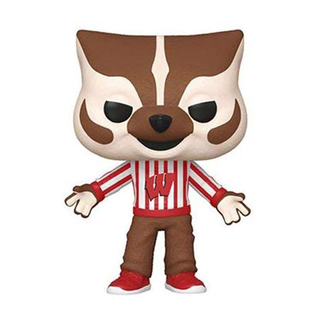 Funko Wisconsin Badgers POP College Bucky Badger Vinyl Figure
