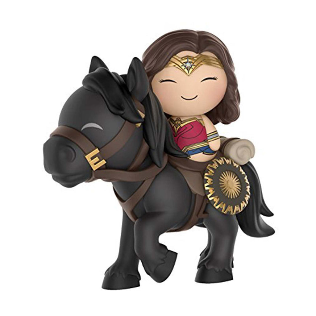 Funko Wonder Woman Dorbz Ridez Wonder Woman With Horse Set