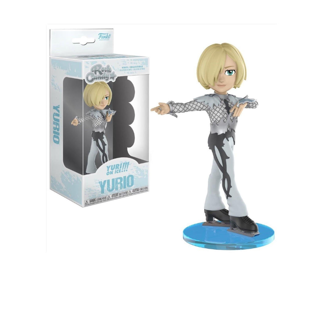 Funko Yuri On Ice Rock Candy Yurio Vinyl Figure