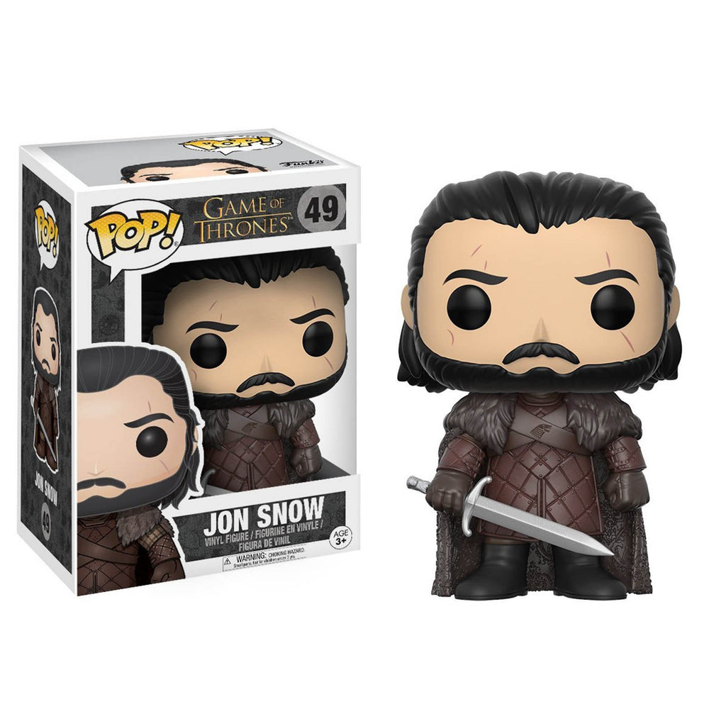 Funko Game Of Thrones POP Jon Snow Vinyl Figure