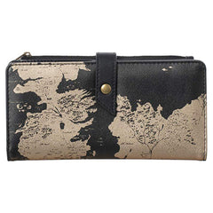 Game Of Thrones Westeros Map Game Wallet