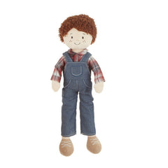 Ganz Henry Boy Rag Doll 20 Inch Plush Figure