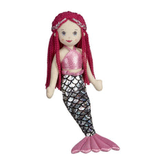 Ganz Luna Shimmer Mermaid 18 Inch Plush Figure