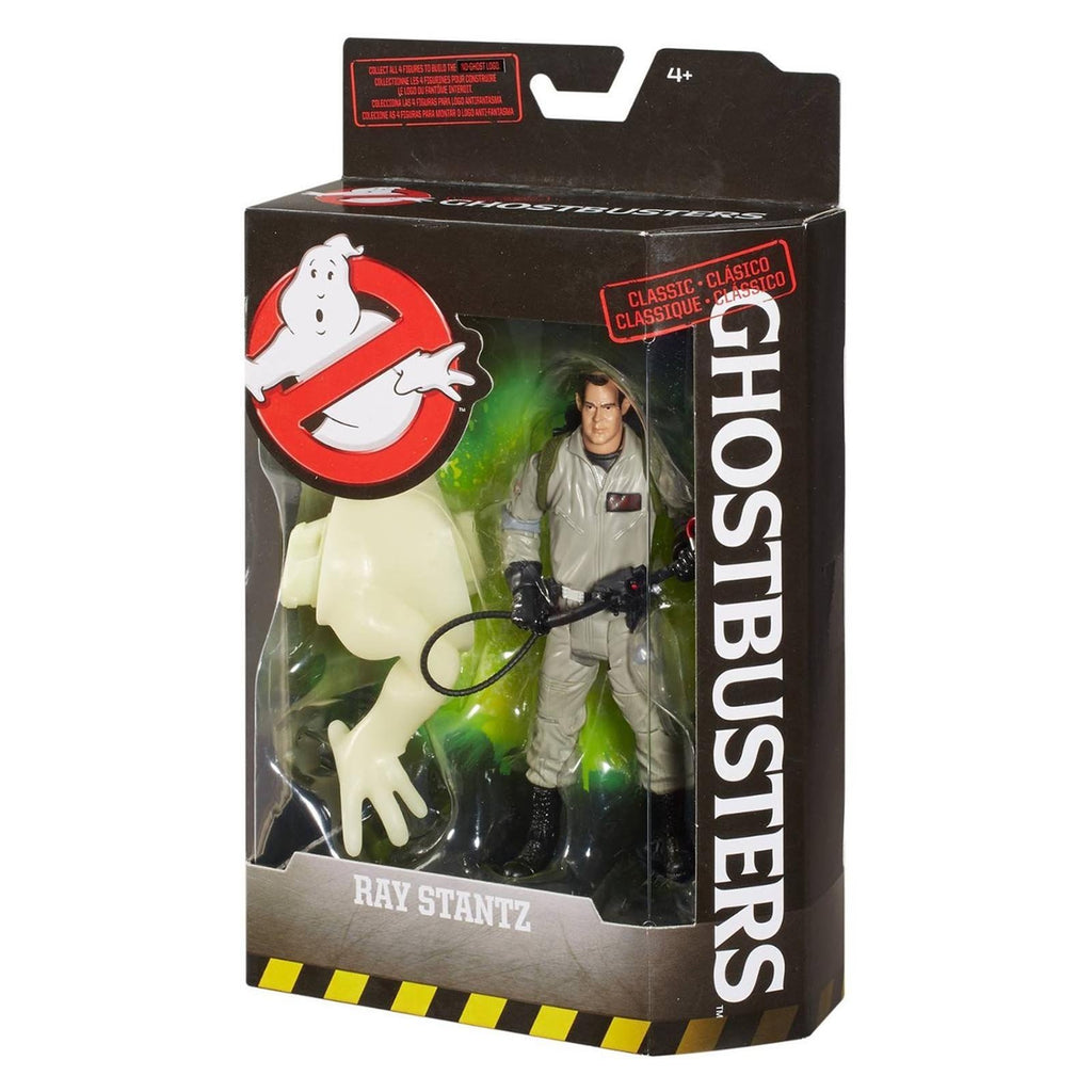 Ghostbusters Classic Ray Stantz 6 Inch Action Figure